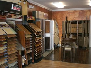 Laminate and Tile Flooring