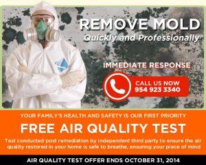 free air quality test