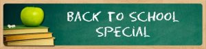 Mold Remediation Back To School Special